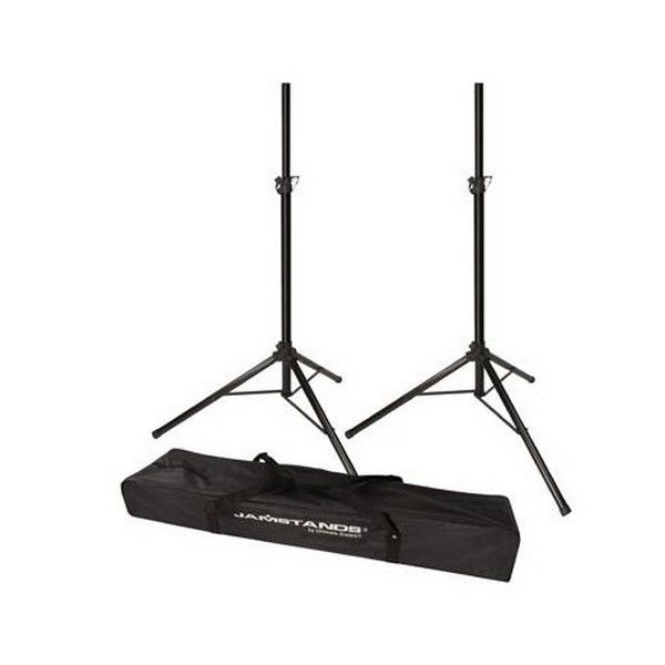 Ultimate Support Systems Js-Ts50-2 Jamstands Series Tripod Speaker Stand Pair by