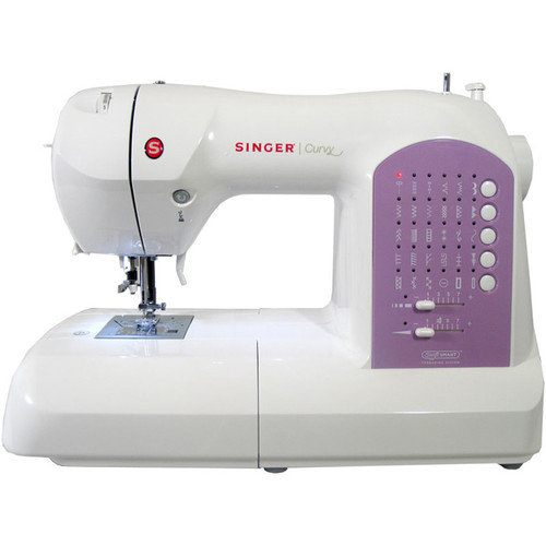Singer Curvy Basic Contemporary Sewing Machine