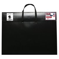 Star Products Sable Portfolio, 23in x 31in x 2in, Black