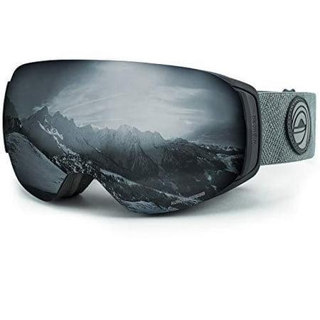 Wildhorn Drift Snowboard & Ski Goggles Ski Team Supplier - Stealth/Jet Black