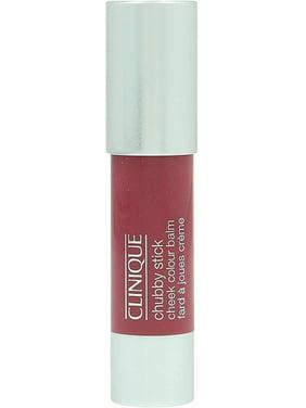 Clinique Chubby Stick Cheek Colour Balm, Plumped Up Peony 0.21 oz