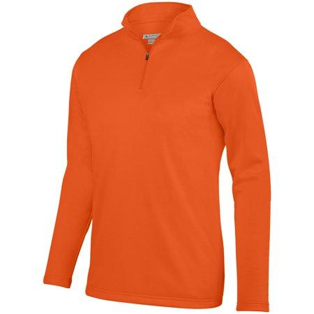 Augusta Wicking Fleece Pullover Orange 4Xl - image 1 of 1