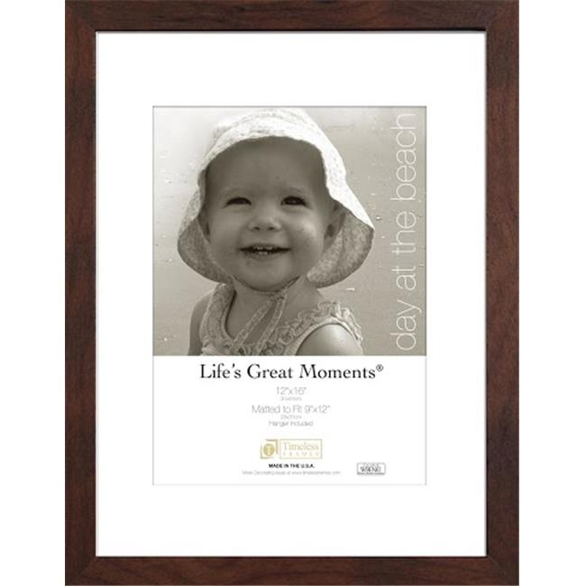 Timeless Frames 78359 Lifes Great Moments White Wall Frame 12 X 16 In