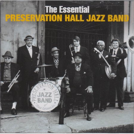 Essential Preservation Hall Jazz Band (CD) (Remaster)