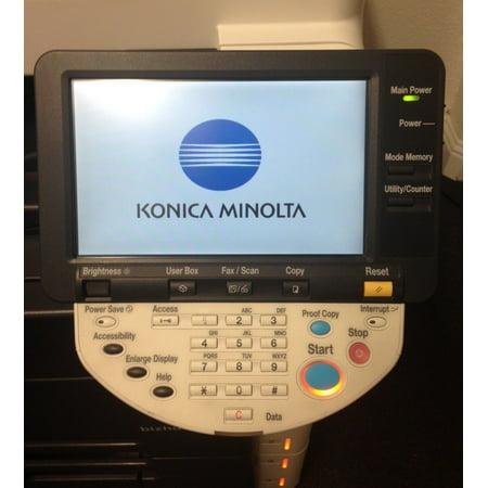 Genuine Konica LCD Control Panel A02EM70001 for Bizhub C451 SAME DAY
