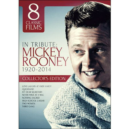 - MICKEY ROONEY COMMEMEMORATION COLLECTION (DVD) (2DVD SLIMLINE) (DVD)
