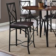 Bernards Sanford Counter Height Stool - Set of 2
