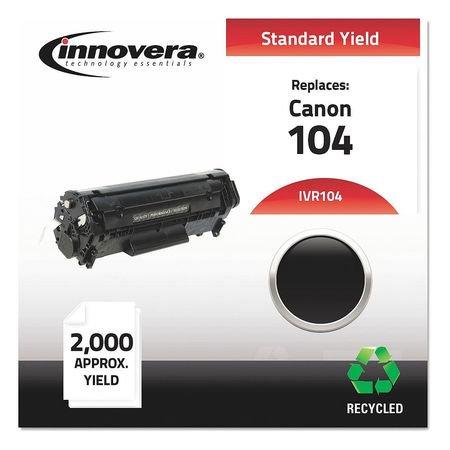 Intellitone Pro 200 Toner (INNOVERA Toner Cartridge,Black,Canon,Max.Pge 200 IVR104)