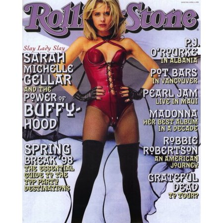 Buffy The Vampire Slayer (TV) - movie POSTER (Style A) (11