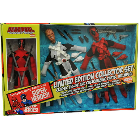 Retro Tops (Diamond Select Toys Marvel Deadpool 8
