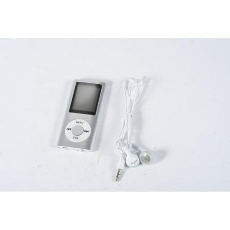 8GB Sport MP3 Player Mini Clip MP4 Player Walkman Kids Xmas FM Recorder Gift ()