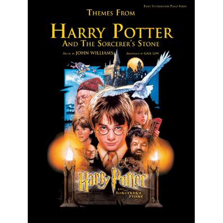 Themes from Harry Potter and the Sorcerer's Stone : Level 3 Piano Solos