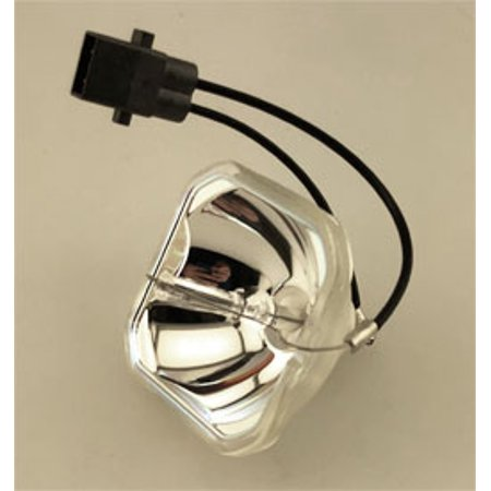 Replacement for PANASONIC D6000 2 PACK BARE LAMP ONLY