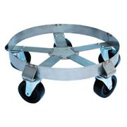 6FVJ0 Drum Dolly, 1100 lb., 8-3 4 In H, 55 gal. by VALUE BRAND
