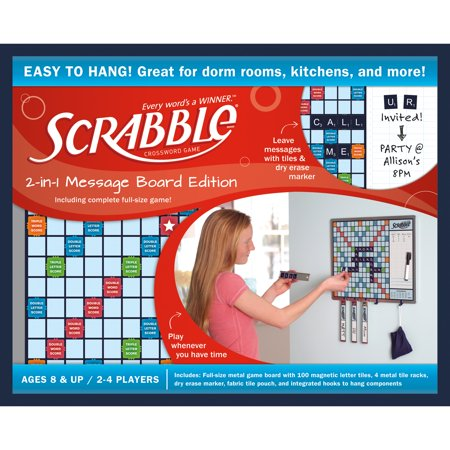 Winning Solutions Scrabble Game and Message Board](Minute To Win It Valentine Games)