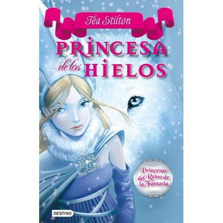 Princesa de los Hielos - eBook