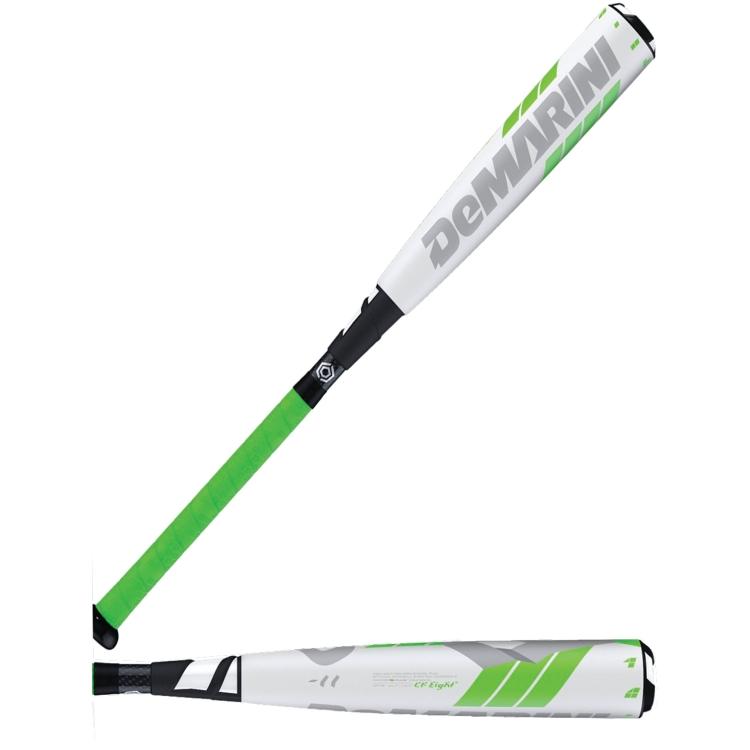 DeMarini 2016 CF8 (-11) Junior Big Barrel Baseball Bat (2...