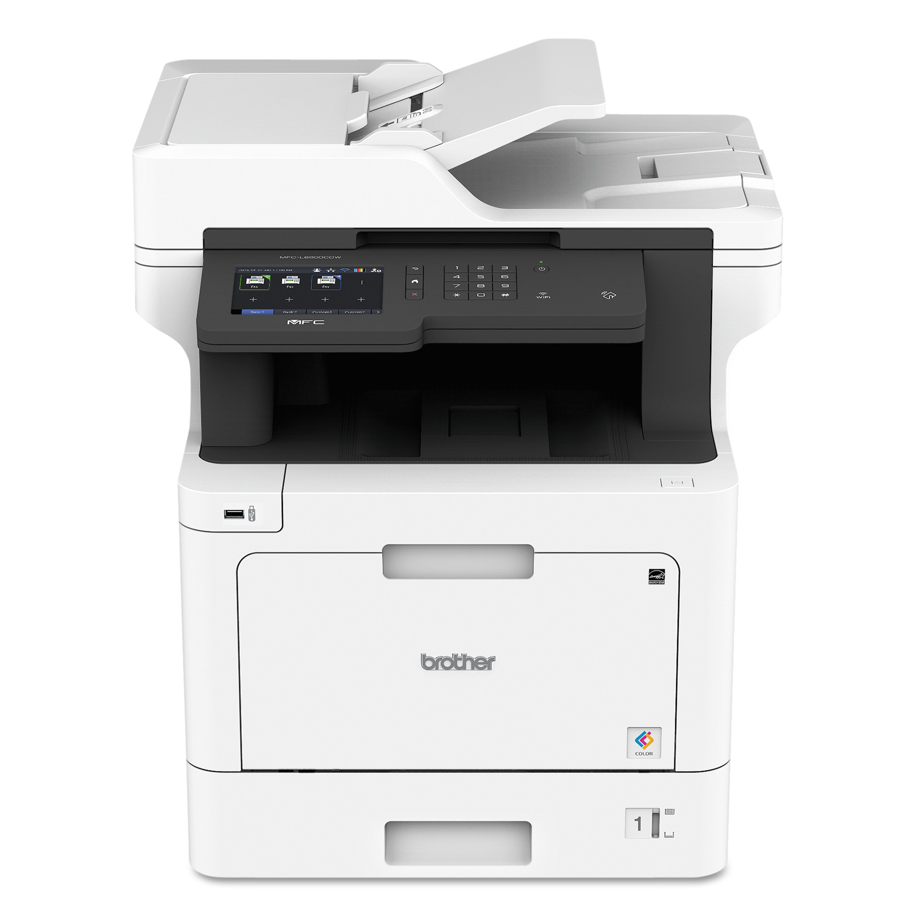 Brother MFC-L8900CDW Business Color Laser All-in-One, Copy Fax Print Scan by Brother