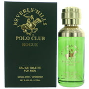 Polo Club Rogue Beverly Hills 3.4 oz EDT Spray For Men