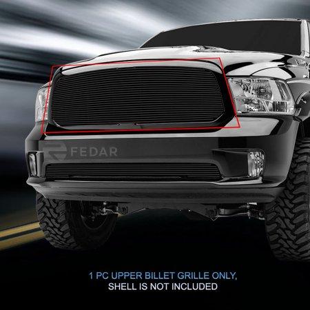 - Fedar Main Upper Billet Grille For 2013-2017 Dodge Ram 1500