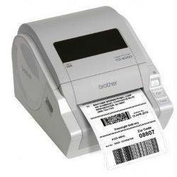 Brother Mobile Solutions Td4000 4inch Continuous Label - Brother Mobile Solutions