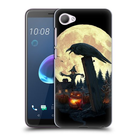 OFFICIAL CHRISTOS KARAPANOS HORROR 2 HARD BACK CASE FOR HTC PHONES 1 - Please Take One Halloween Candy