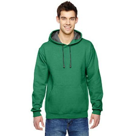 - Fruit of the Loom Adult 7.2 oz. SofSpun® Hooded Sweatshirt