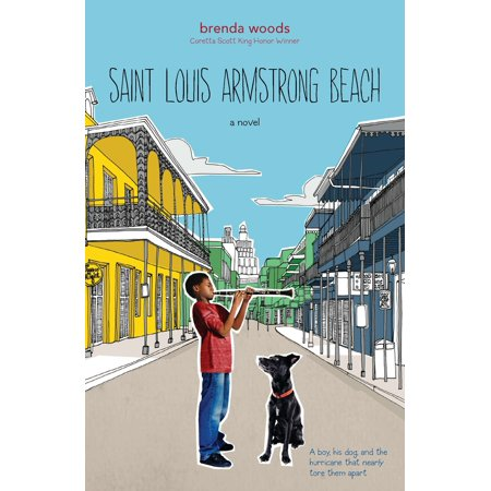 Saint Louis Armstrong Beach (Paperback) (Louis Armstrong Halloween Song)