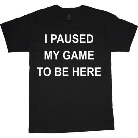 Mens Graphic Tees Funny Gamer T-shirt Decked-Out-Duds Mens Clothing