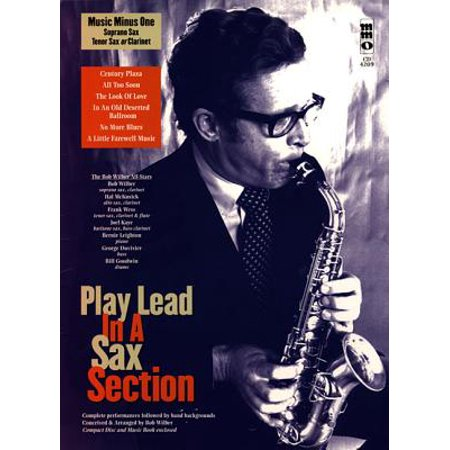 Play Lead in a Sax Section (All Of Me Tenor Sax Sheet Music)