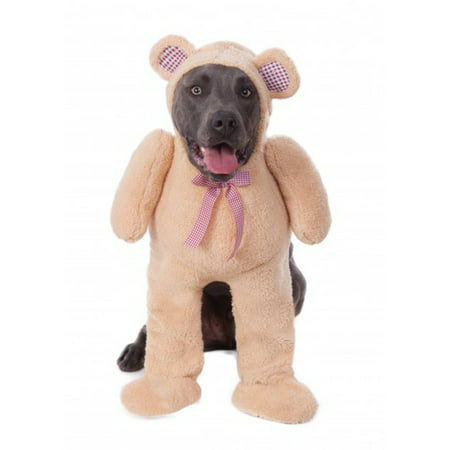 Big Dogs Walking Teddy Bear Pet Dog Funny Cute Halloween - Big Bad Wolf Halloween Costume For Dogs