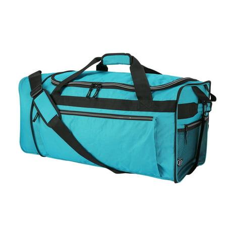 Protege 28u0022 Rolling Collapsible Duffel Bag, Multiple Colors