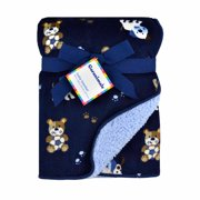 Garanimals Play Ball Printed 2-Ply Valboa Blanket