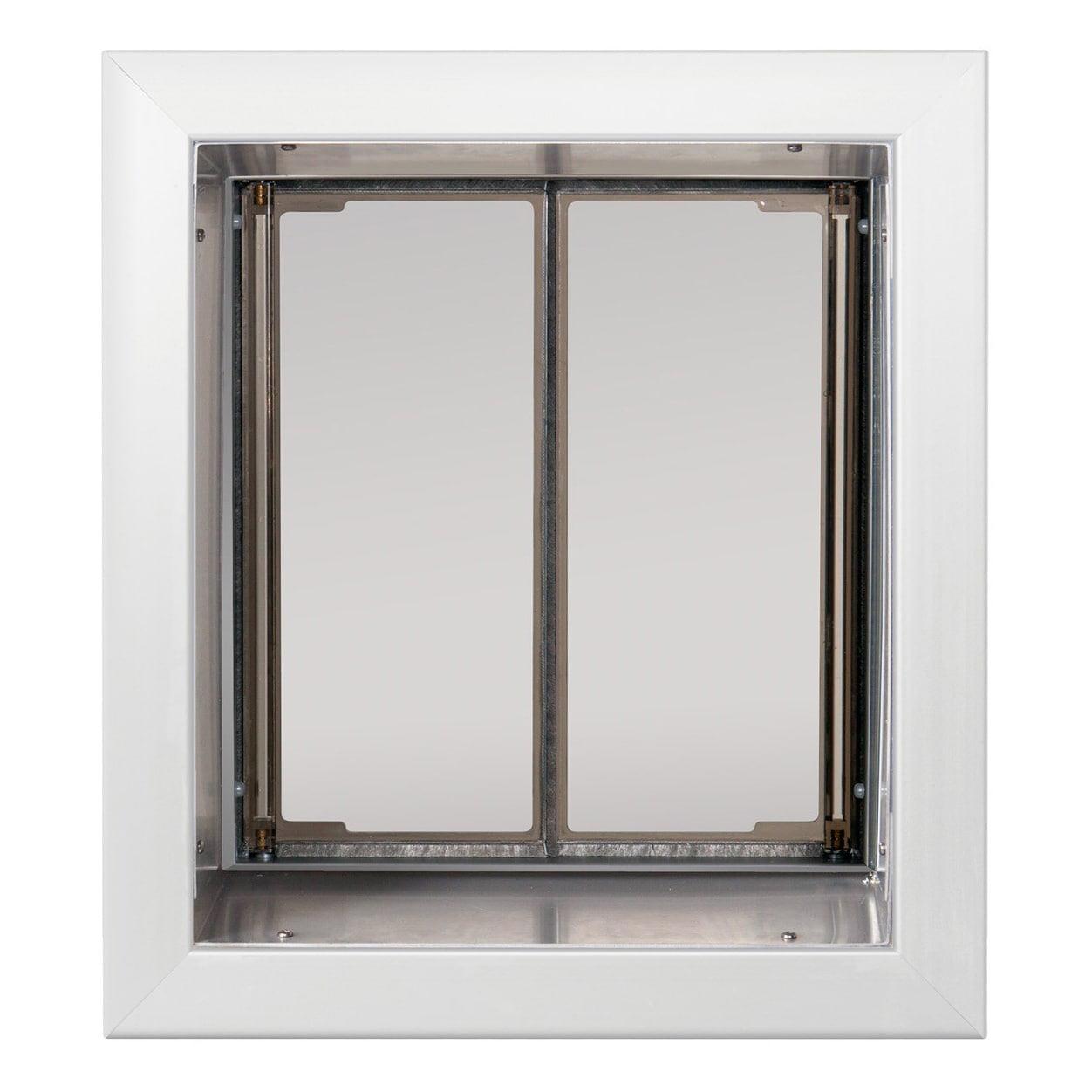 PD USA INC PlexiDor Performance Pet Door Medium Wall Mount