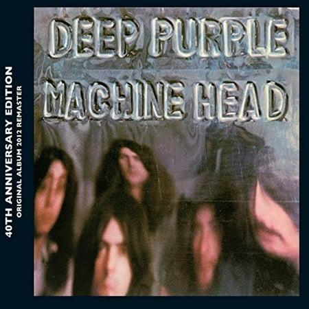 Machine Head (Vinyl) (Deep Purple Machine Head 40th Anniversary Vinyl)