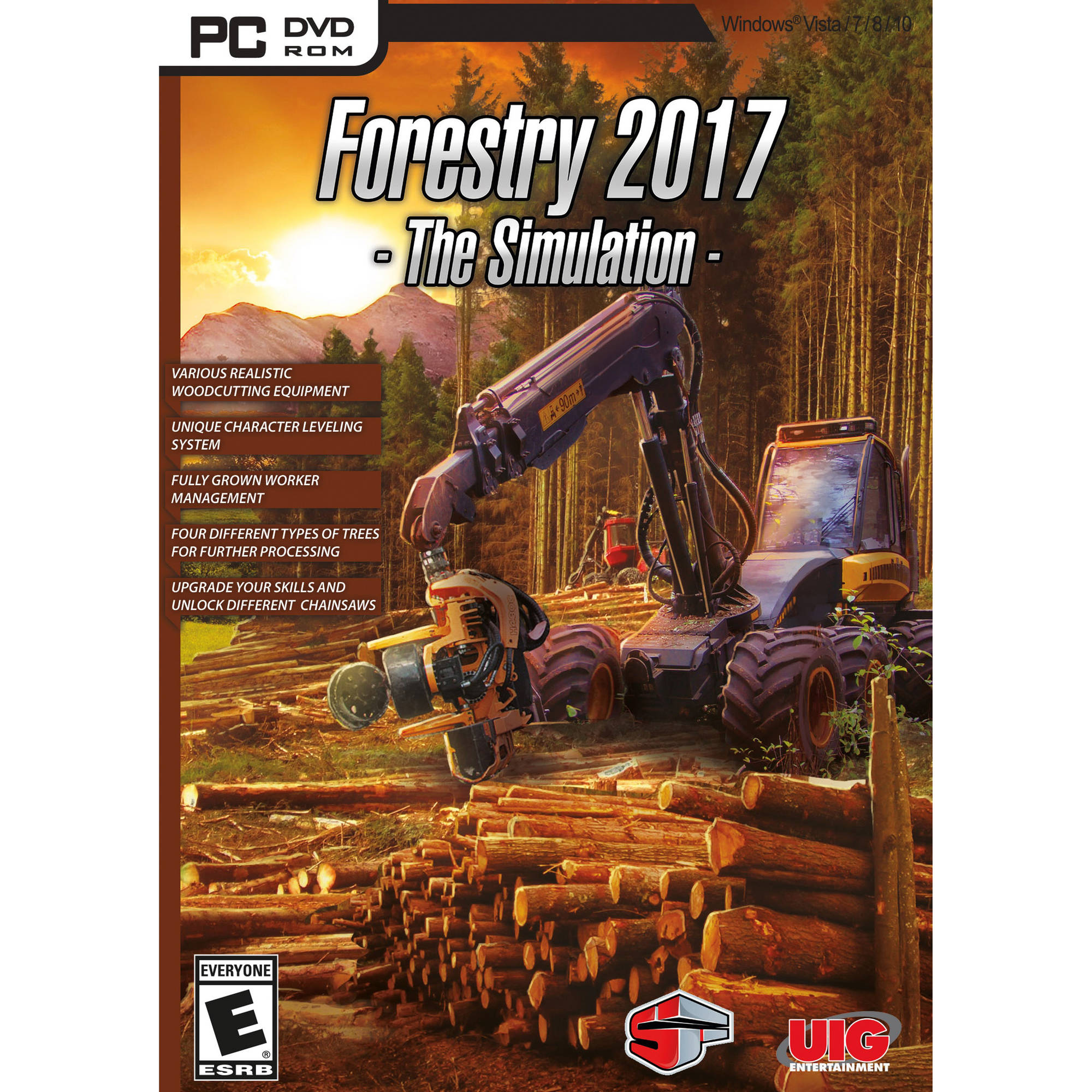 Farming 2017: The Simulation, PC UIG Entertainment