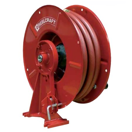 Reelcraft Pwhc86150 H 3 8 X 150  4800 Psi  Pressure Wash Reel With Hose