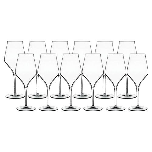 Luigi Bormioli Supremo Bordeaux Glasses (12 Pack) Supremo Bordeaux (Set of 6) by Luigi Bormioli