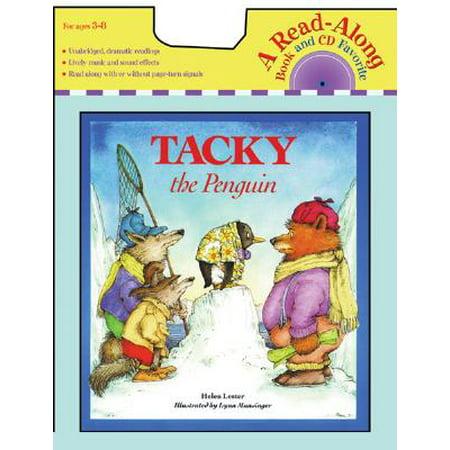 Tacky the Penguin Book & CD (Tacky Tourist)