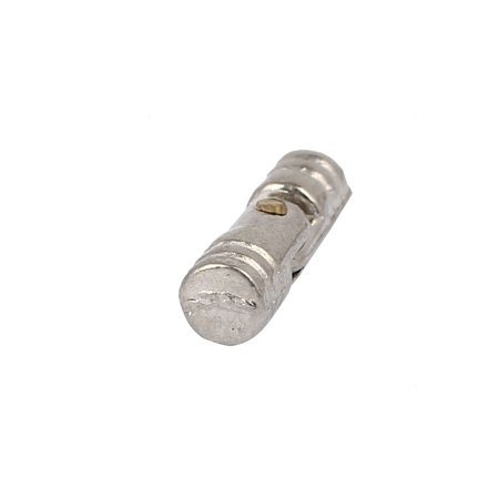 Uxcell Cabinet Cylinder Stainless Steel Folded Support Hinge 5mmx18mm Silver Tone 30pcs - image 1 of 2