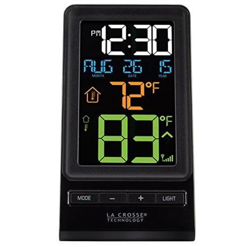 La Crosse Wireless Color Temperature Station