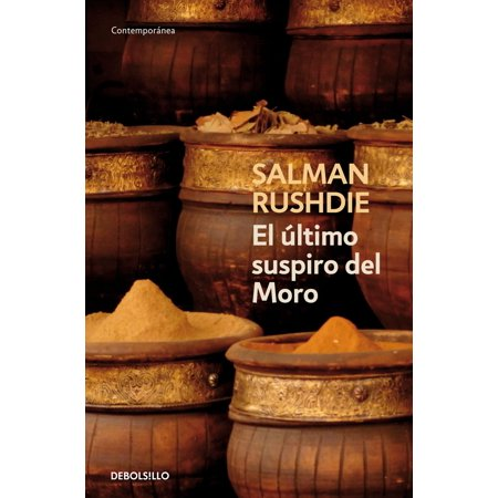 El último suspiro del Moro - eBook (Moro Satin)