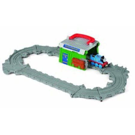 Thomas & Friends Thomas at the Sodor Lumber Mill Starter Play Set