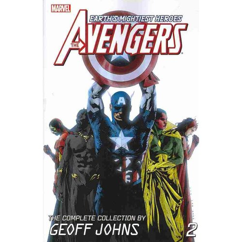Avengers: the Complete Collection by Geoff Johns 2