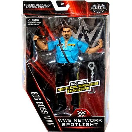 Wwe Wrestling Wwe Network Spotlight Big Boss Man Action Figure