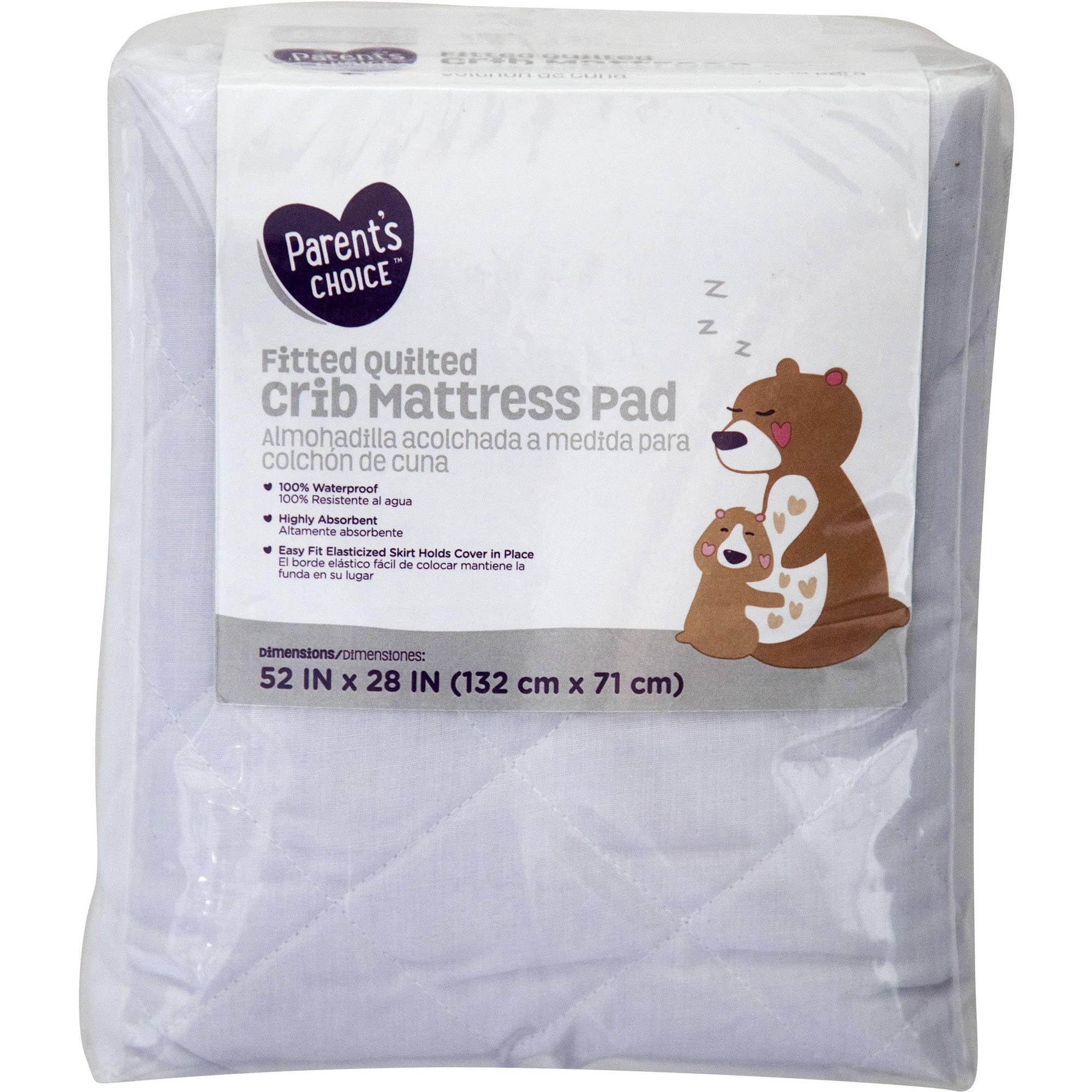 wid protector hei qlt zippered prod p spin infants pad summer crib mattress