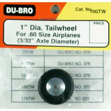 100TW Tail Wheel 1