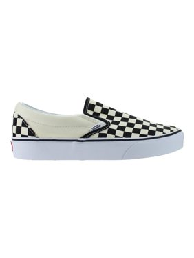 d8e7cb0c21 Product Image Mens Vans Classic Slip-On Checkerboard Black White VN000EYEBWW