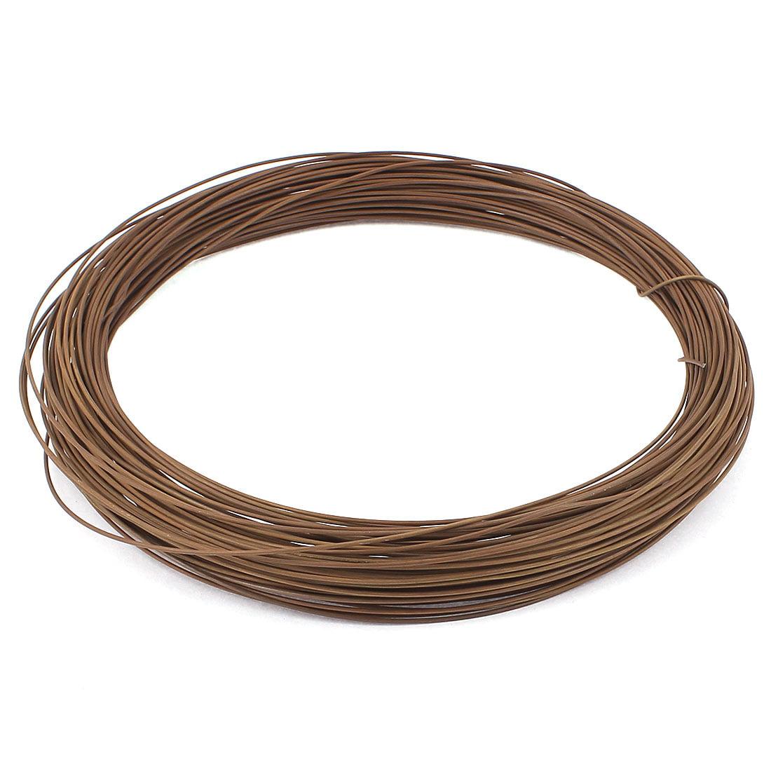 1.4mm 15Gauge AWG 131.23ft Cable chauffage fil rouleau - image 2 de 2