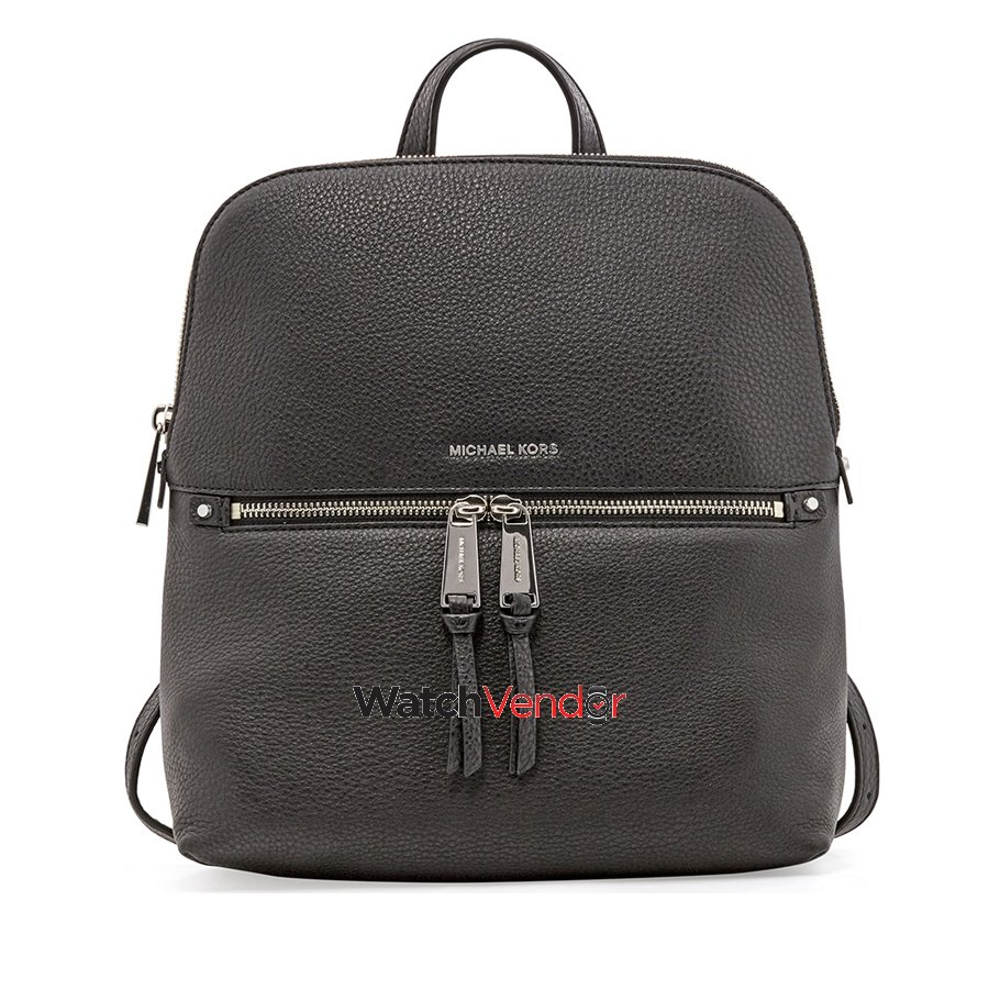 33ffb5edc609 Michael Kors Rhea Medium Slim Backpack- Black   Walmart Canada